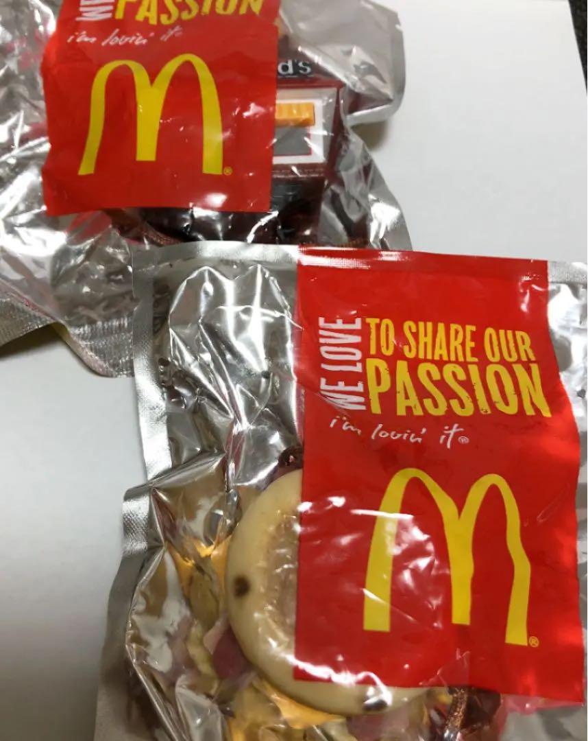マック ハンバーガー セット
