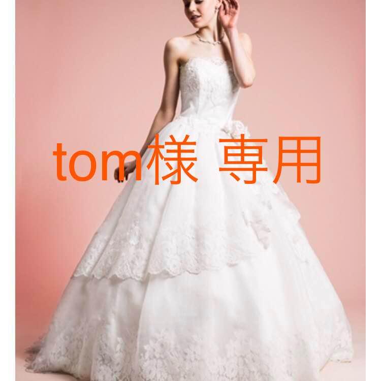 5378e87c0681c メルカリ -  定価35万 ワタベウェディング ドレス GD-160 (¥24