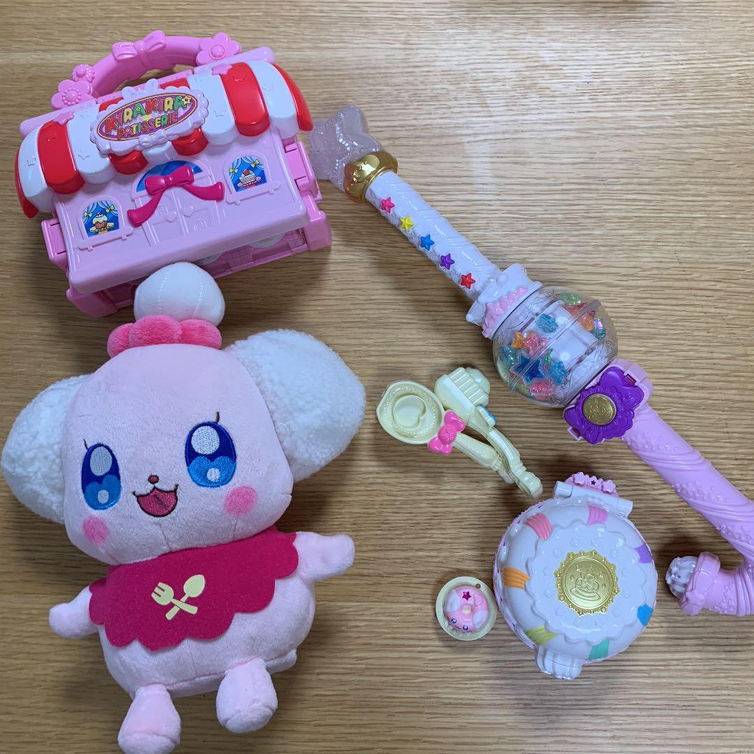 プリキュアアラモード おもちゃセット(¥5,000) , メルカリ スマホでかんたん フリマアプリ