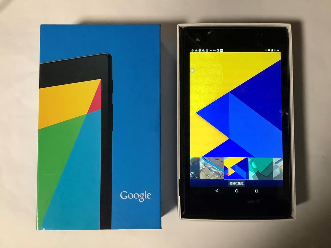 メルカリ Google Nexus7 32gb 13 ワイヤレス充電器付き タブレット 4 980 中古や未使用のフリマ