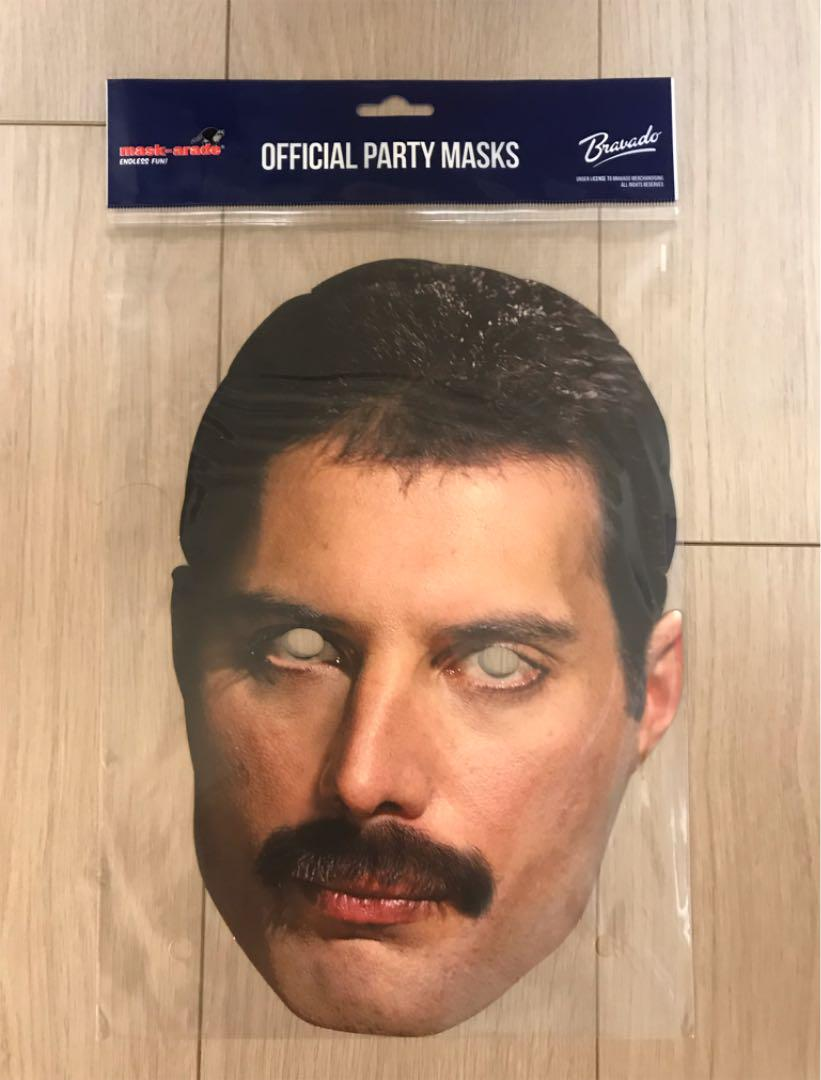Freddie Mercury Mask
