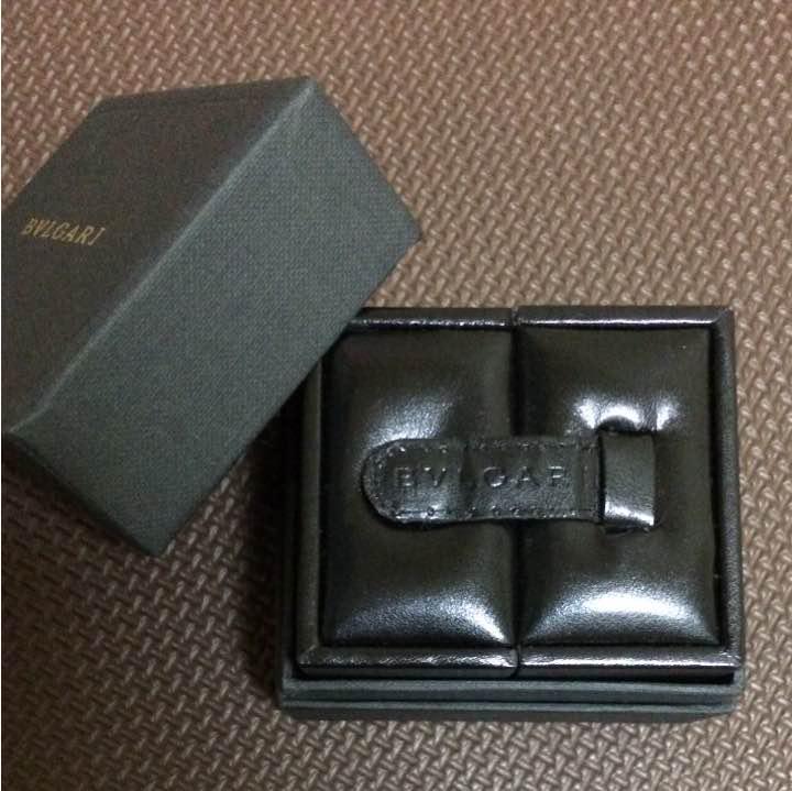 low priced cca39 ba1f4 ブルガリ 指輪ケース