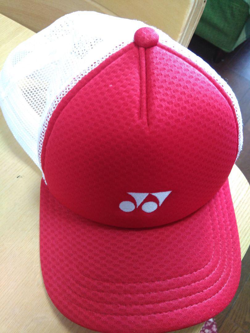ae599d9dc3c6a メルカリ - ヨネックス キャップ 帽子 赤 【アクセサリー】 (¥1,800 ...