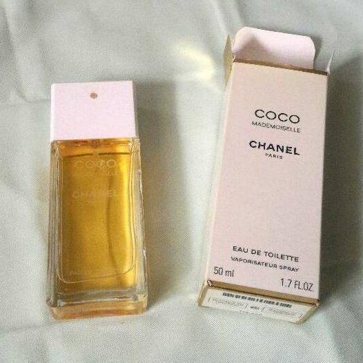 finest selection 83833 c99a3 【6/20まで】ココマドモアゼルシャネル 香水 フレグランス オードトワレ(¥2,900) - メルカリ スマホでかんたん フリマアプリ