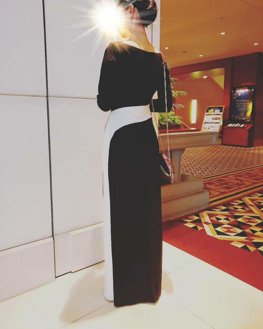 ロング タイト ドレス タイプ
