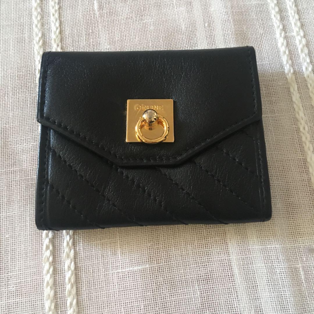 wholesale dealer 8f579 8447d CELINE セリーヌ 財布 コインパース 美品(¥4,300) - メルカリ スマホでかんたん フリマアプリ