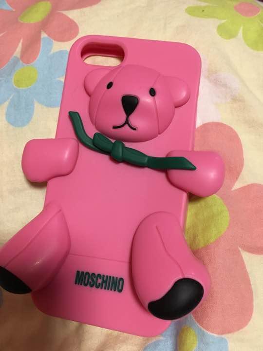 10c2302243 メルカリ - モスキーノ MOSCHINO iPhoneケース 5 5S SE ハロウィン価格 ...