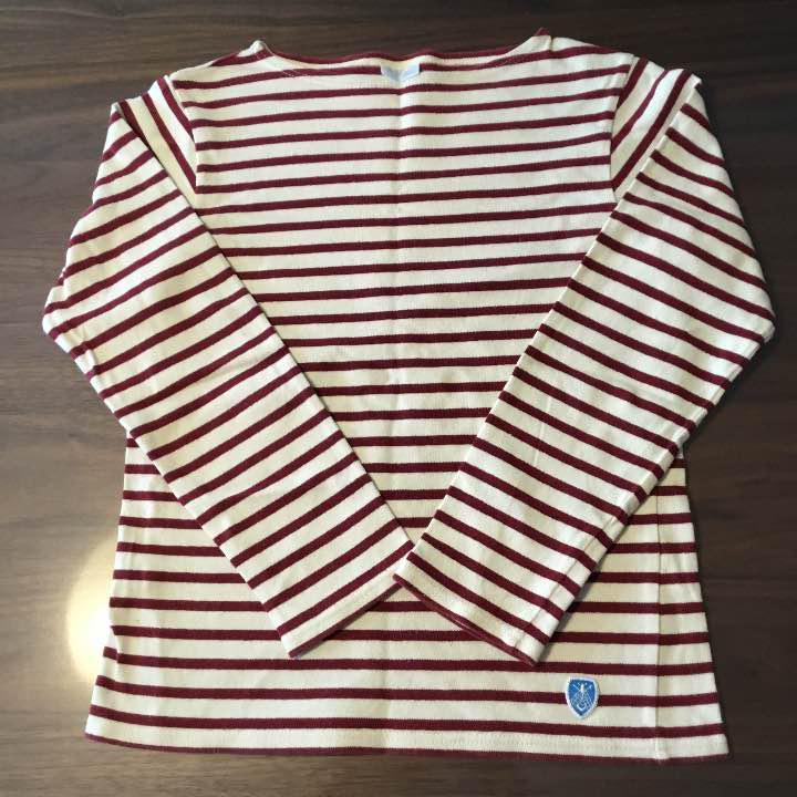 0014f58c91cf77 メルカリ - オーシバル ORCIVAL バスクシャツ レディース サイズ1 【T ...