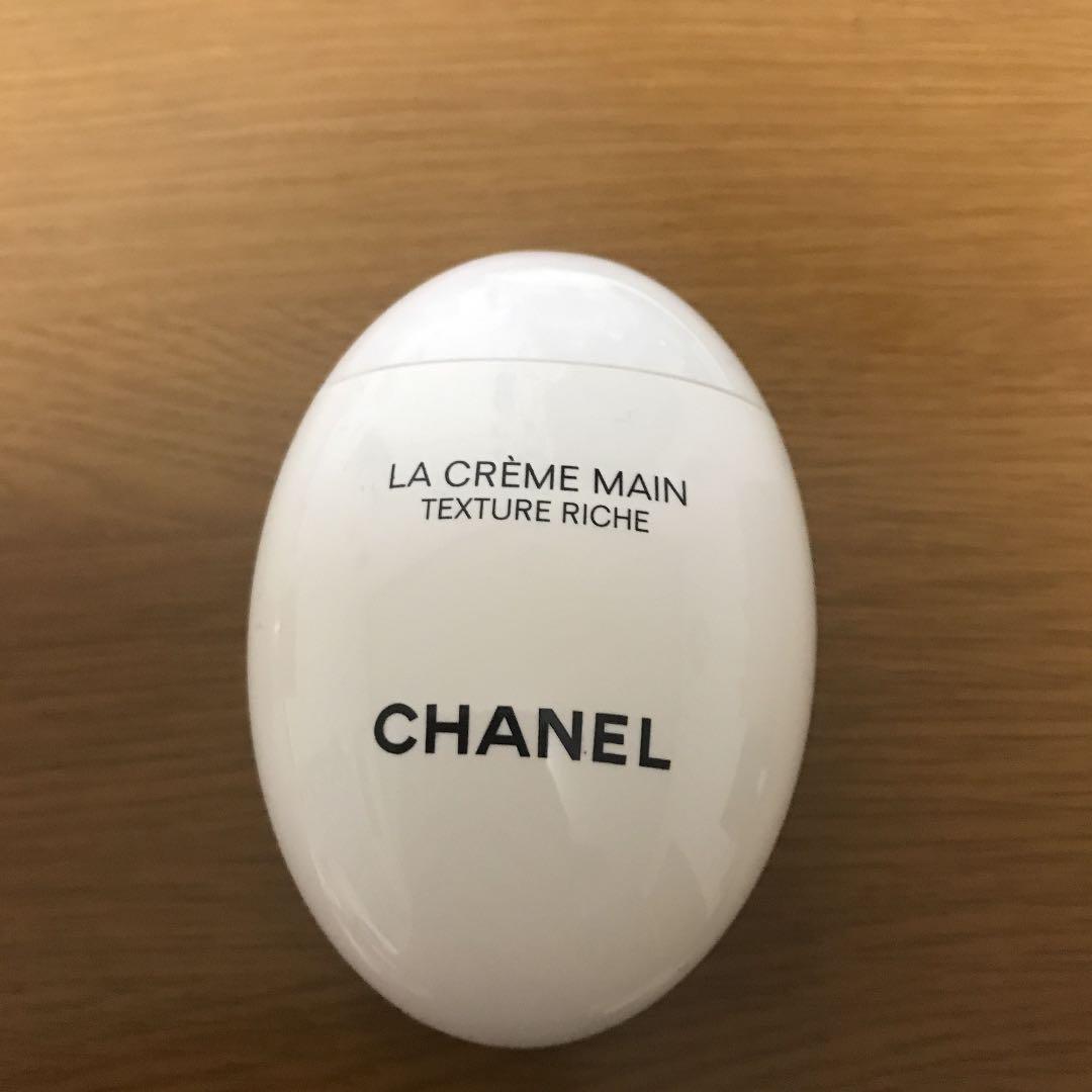 クリーム chanel ハンド