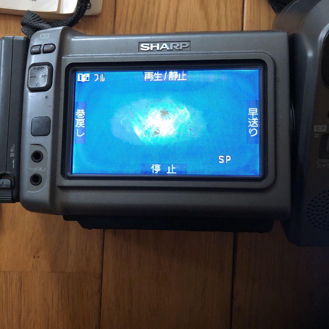 メルカリ - シャープ液晶ビューカム VL-DH4000 【ビデオカメラ ...