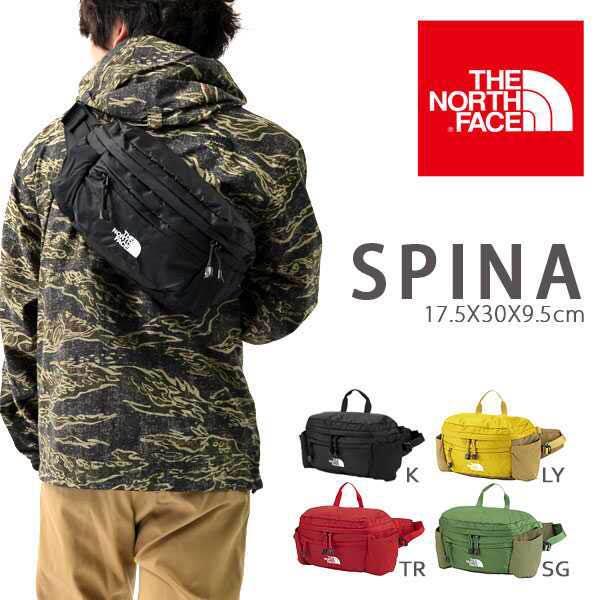 af572d593 The North Face/Spina/black