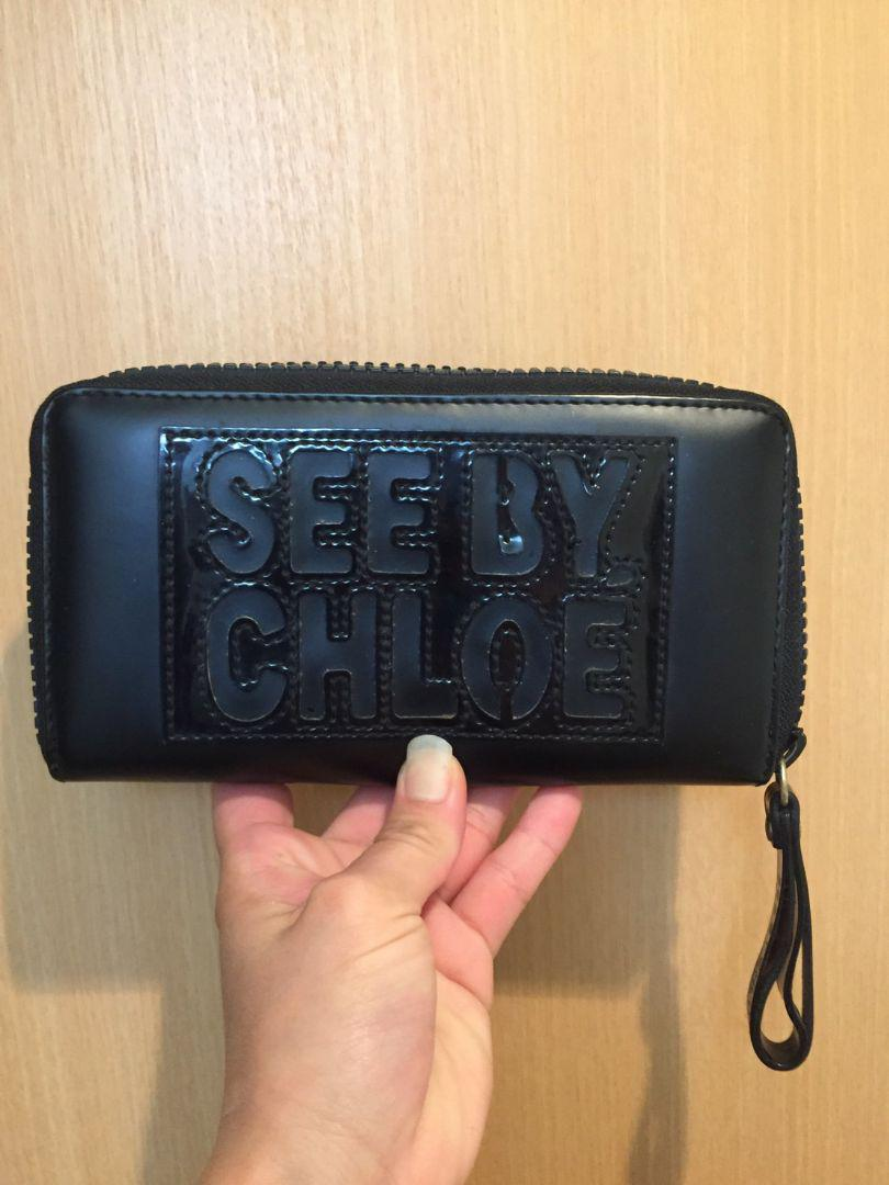 wholesale dealer c47f7 8e6f0 SEE BY CHLOE シーバイクロエ 長財布(¥3,500) - メルカリ スマホでかんたん フリマアプリ