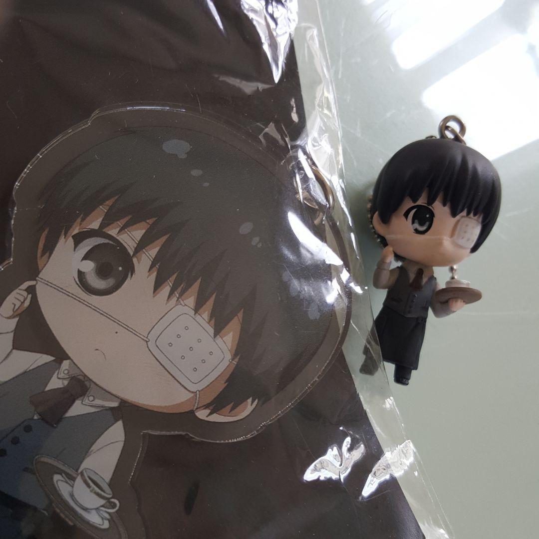 メルカリ 東京喰種 金木研 キーホルダー キャラクターグッズ 2 150 中古や未使用のフリマ