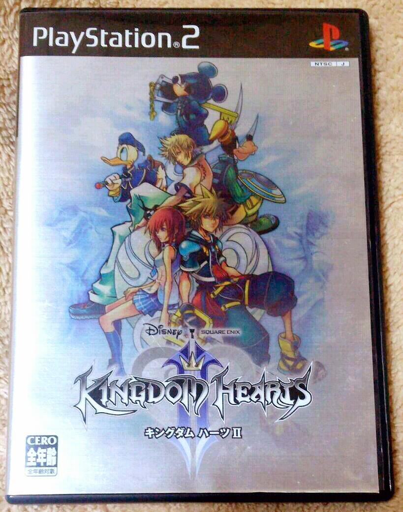 メルカリ - PS2「キングダムハーツ2」 【家庭用ゲームソフト】 (¥300 ...