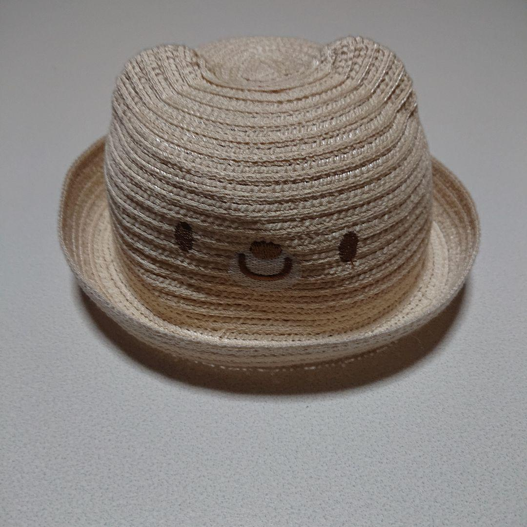 麦わら 帽子 ベビー