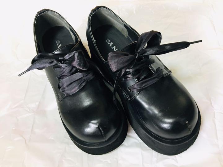厚底靴 WEGO