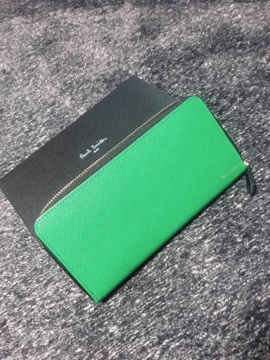 best loved bf7df 0712d ポールスミス 財布 新作(¥15,000) - メルカリ スマホでかんたん フリマアプリ