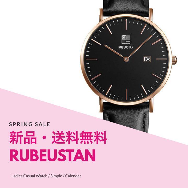 new style aaf00 a955f 【新品・送料無料】ルビウスタン カジュアル腕時計(¥2,599) - メルカリ スマホでかんたん フリマアプリ