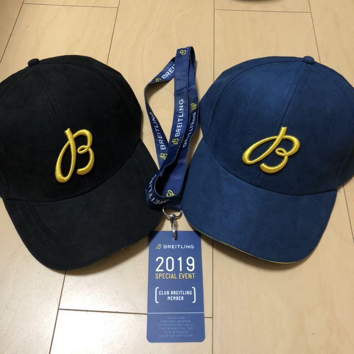 official photos cd98c 3b7f7 キャップ ブライトリング 帽子 新品未使用 非売品(¥5,000) - メルカリ スマホでかんたん フリマアプリ