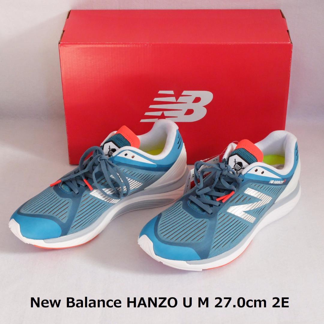 b444f37071be8 メルカリ - [新品未使用] ニューバランス ハンゾー HANZO U M 27.0cm 2E ...