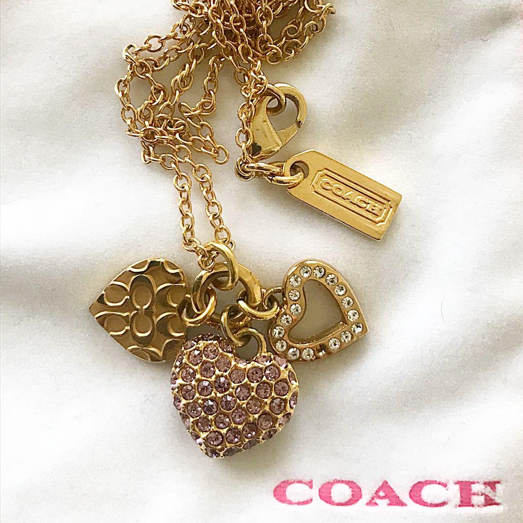 0e8f16266209 メルカリ - coach ネックレス 【コーチ】 (¥2,222) 中古や未使用のフリマ