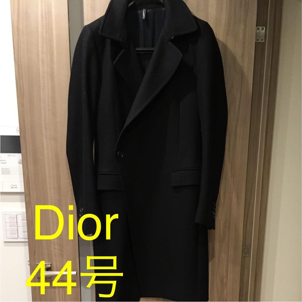timeless design 80ac3 e2a1e 【超美品】Dior メンズチェスターコート(¥63,000) - メルカリ スマホでかんたん フリマアプリ