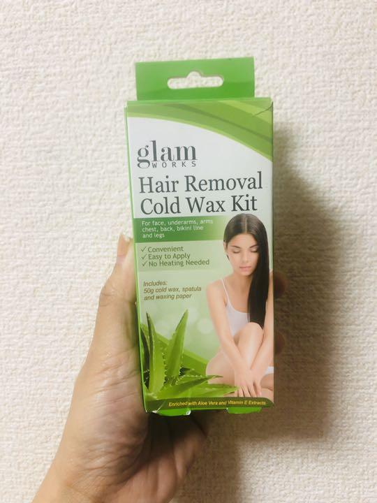 メルカリ Glam Works Hair Removal Cold Wax Kit コスメ 香水