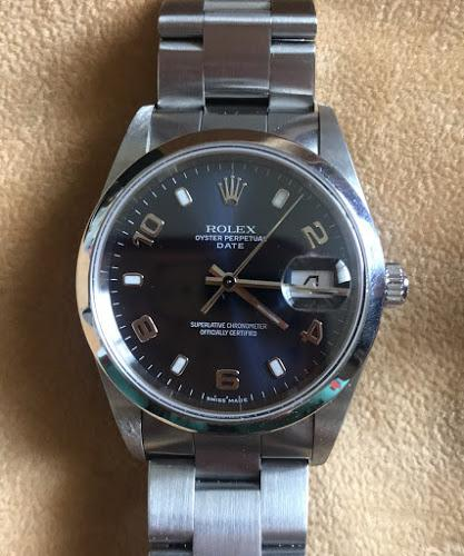 promo code 46146 0769d ROLEX オイスターパーペチュアル 腕時計 15200(¥320,000) - メルカリ スマホでかんたん フリマアプリ