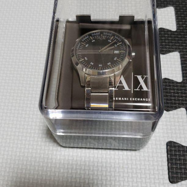 official photos 61839 eb4a8 アルマーニエクスチェンジ 腕時計(¥ 4,500) - メルカリ スマホでかんたん フリマアプリ
