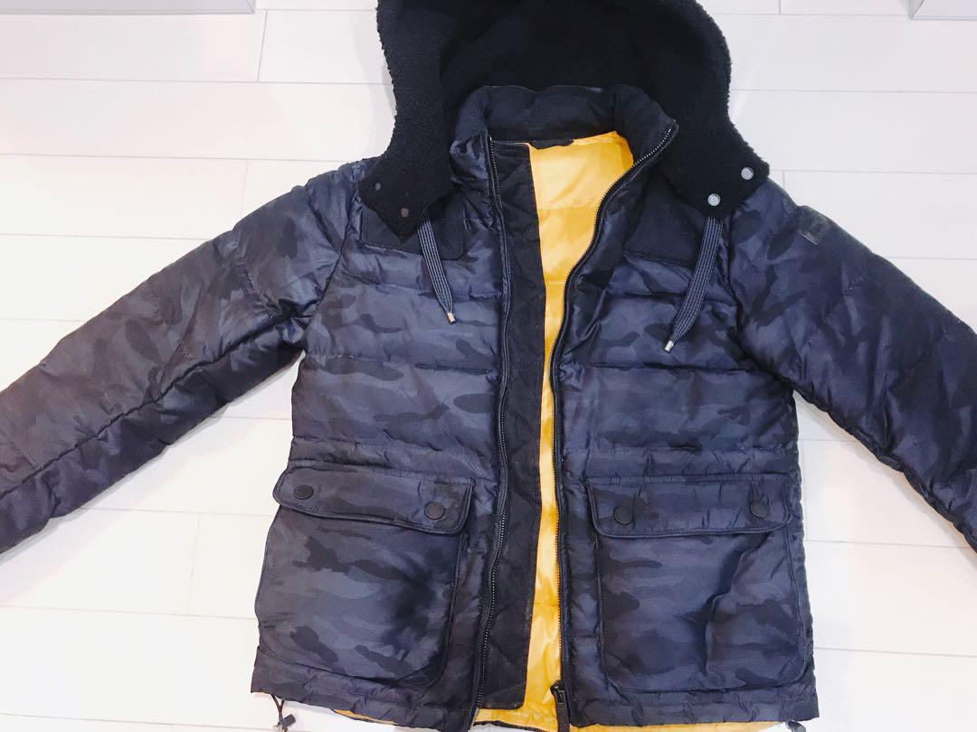 new product ca1b7 24f32 エンポリオアルマーニ ダウンジャケット(¥53,000) - メルカリ スマホでかんたん フリマアプリ
