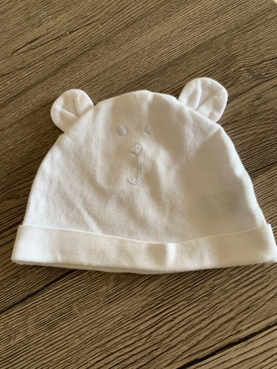 68d5cd2c55d5f メルカリ - 【美品】babyGap ベビー帽子 くま耳帽子 【ベビーギャップ ...