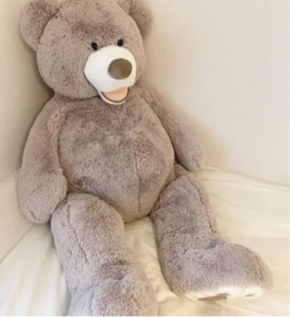 メルカリ コストコ くま クマ 熊 ぬいぐるみ テディベア ウェルカムベア 5 900 中古や未使用のフリマ