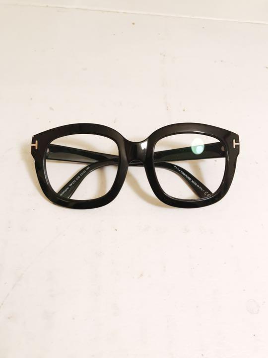 2e70be6911 メルカリ - TOM FORD トムフォード 眼鏡 メガネ 黒縁 【サングラス ...