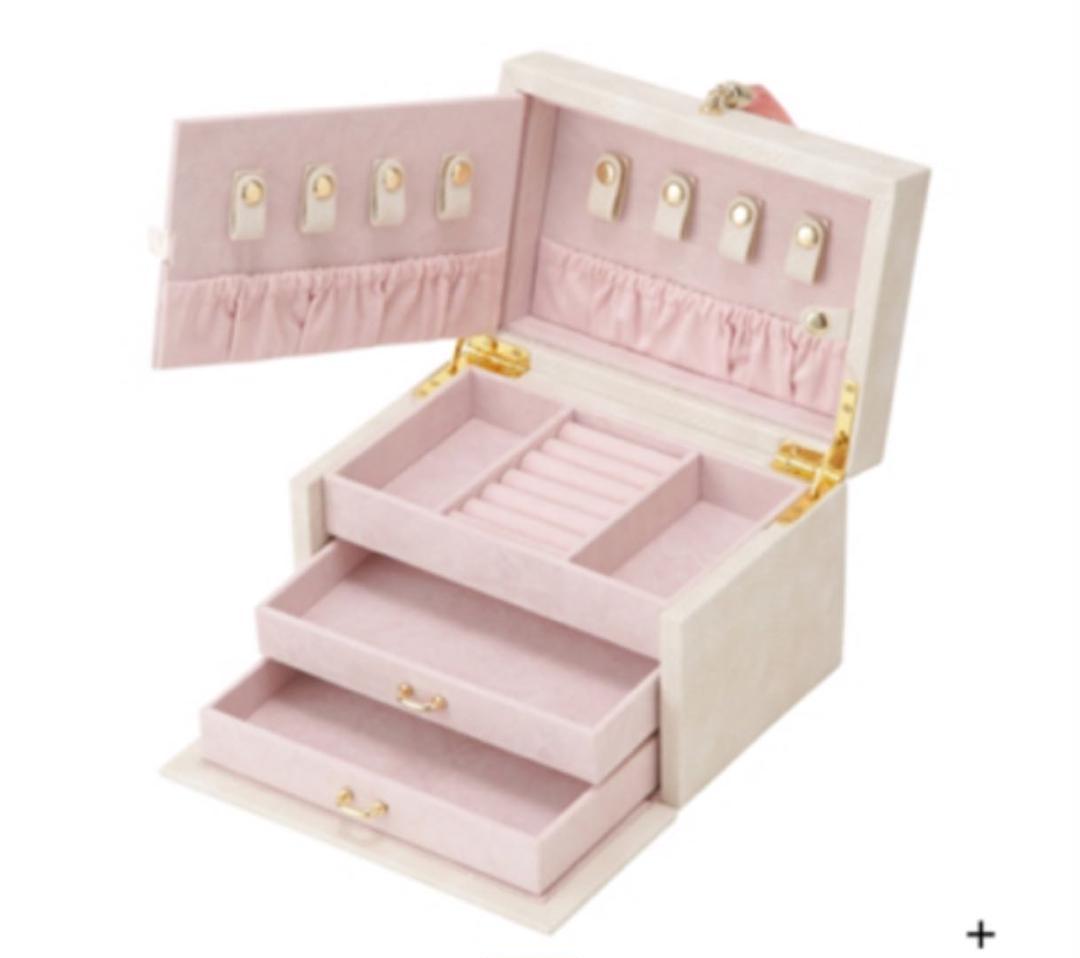 アクセサリーケース アクセサリーボックス ジュエリー フランフラン ブラビア(¥5,500) , メルカリ スマホでかんたん フリマアプリ