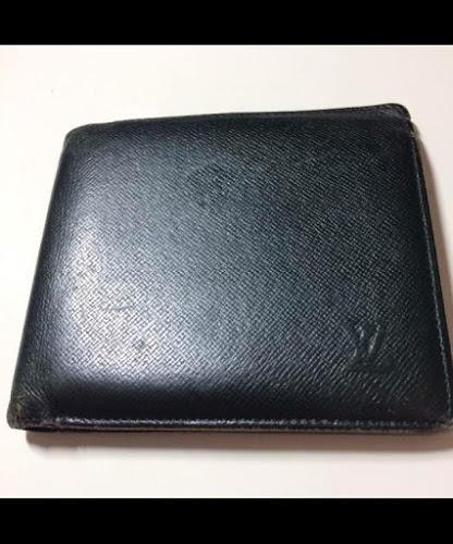 big sale 71684 34b6c Louis Vuitton ポルトフォイユ・マルコ タイガ 折り財布(¥12,000) - メルカリ スマホでかんたん フリマアプリ