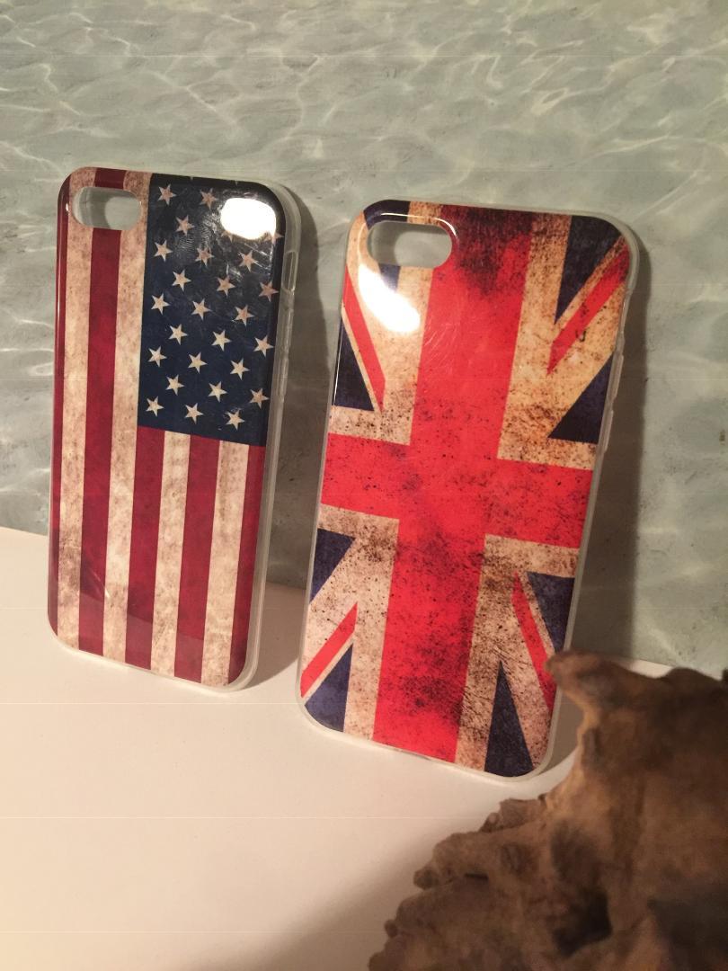 イギリス アメリカ 国旗