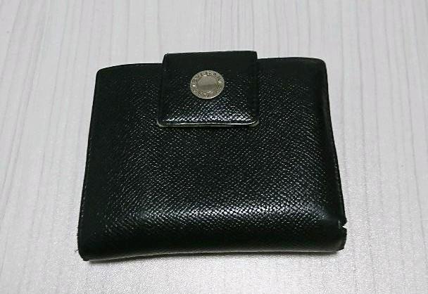 online store ec92c ae561 ブルガリ 二つ折り財布(¥3,500) - メルカリ スマホでかんたん フリマアプリ