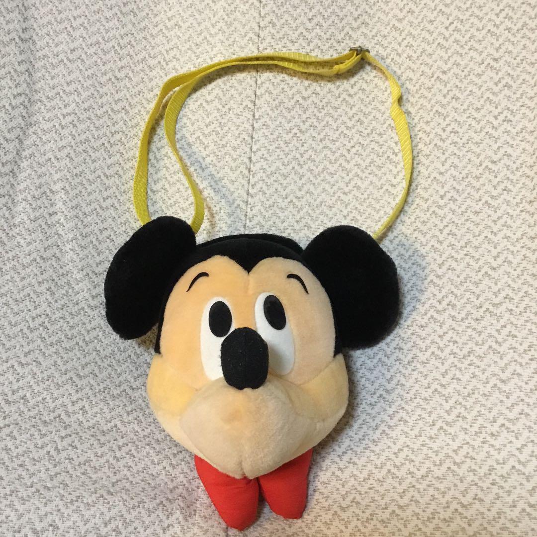 ミッキーマウスの顔のポシェット(¥1,200) , メルカリ スマホでかんたん フリマアプリ