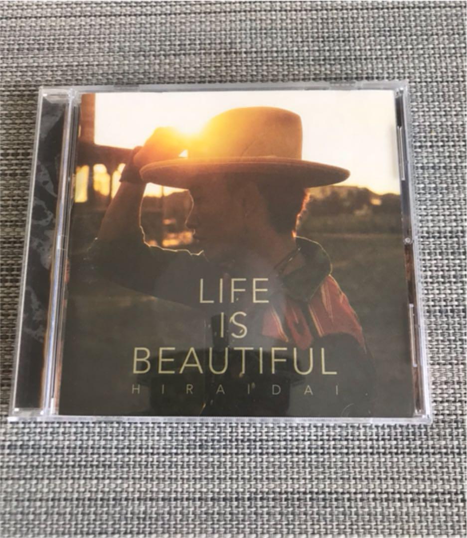 平井 大 life is beautiful
