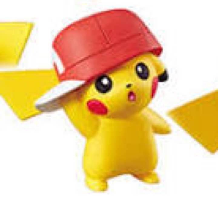 サトシの帽子をかぶったピカチュウ カロスキャップ500 メルカリ スマホでかんたん フリマアプリ