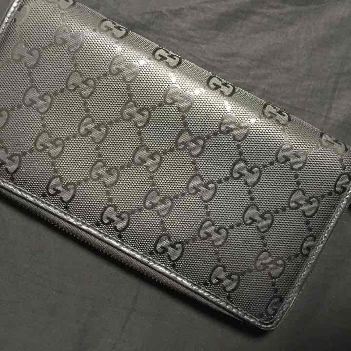 online store 230c8 5c197 GUCCI 財布 お揃いのキーケース付き(¥15,000) - メルカリ スマホでかんたん フリマアプリ