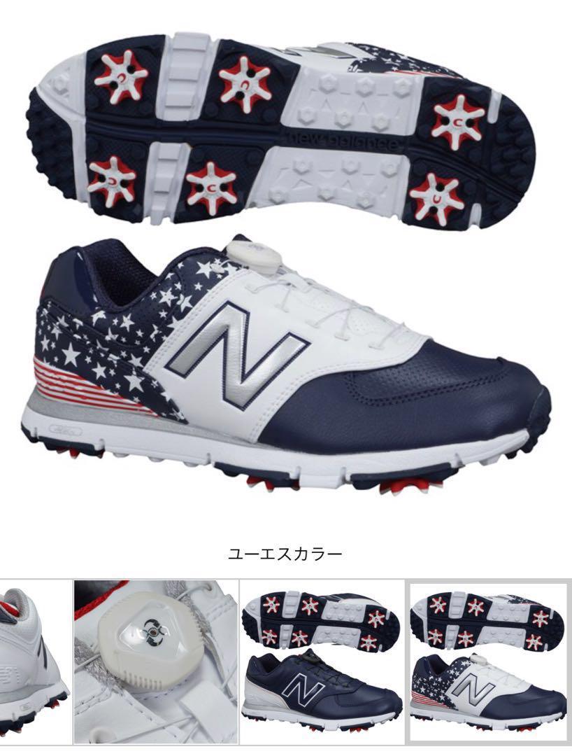 2ed406bdb431b メルカリ - ニューバランス ゴルフシューズ 【シューズ(男性用 ...