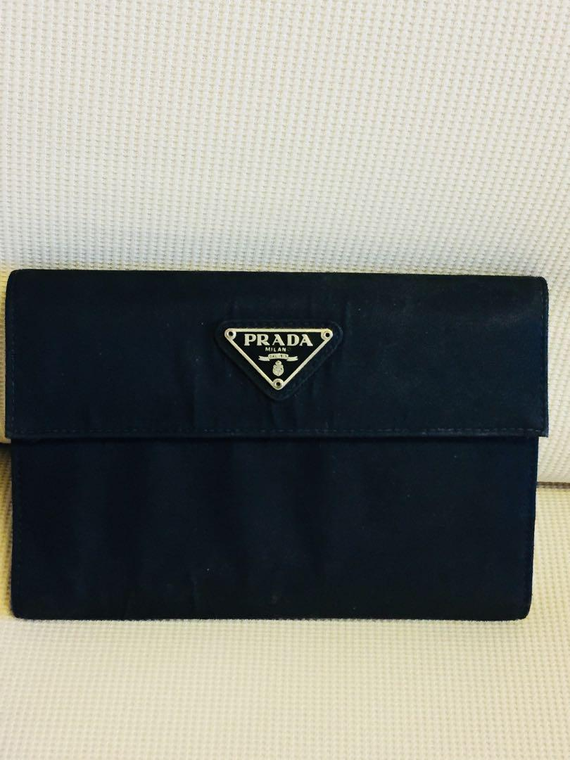 cd1aa8b7da4c メルカリ - PRADA プラダ 財布 黒 【長財布】 (¥2,699) 中古や未使用のフリマ