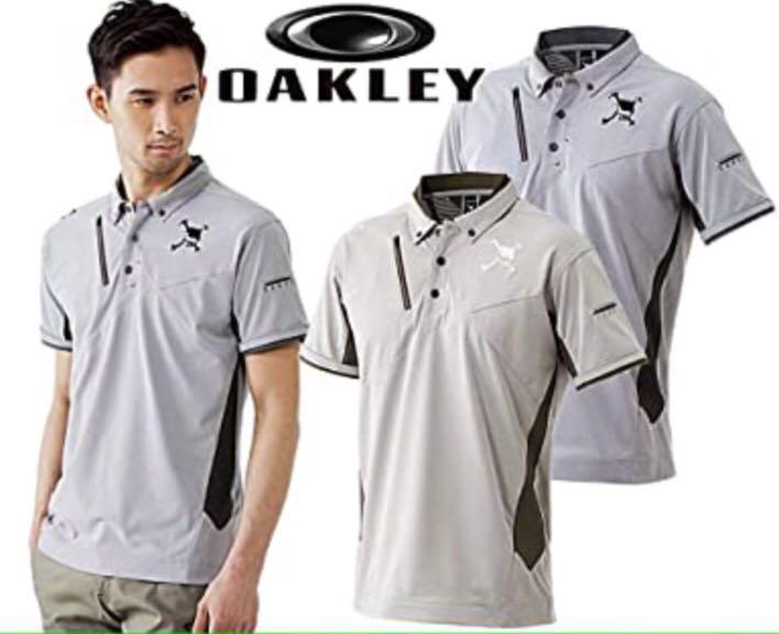 ポロシャツ オークリー 日曜限定!+10%SBユーザーオークリー(OAKLEY) 【オークリー限定】