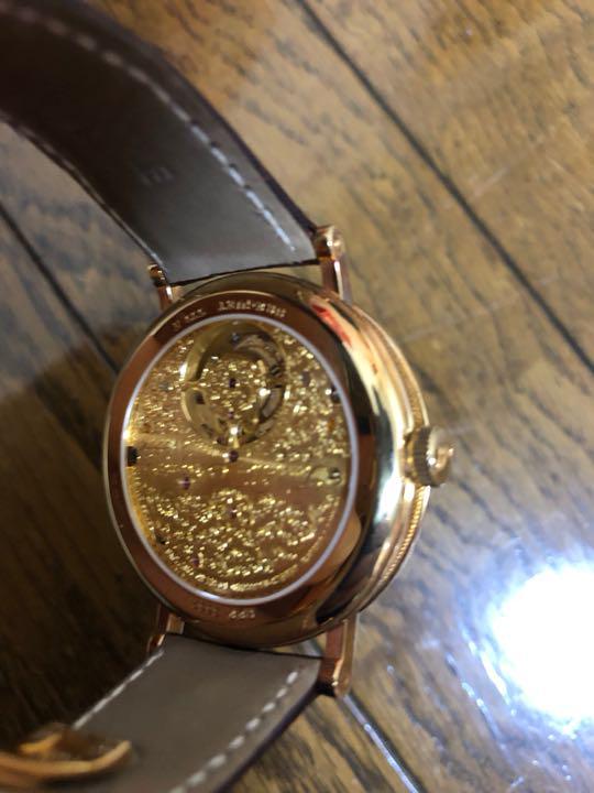 best website b56fc 88cb3 ブレゲ トゥールビヨン 腕時計(¥9,998,800) - メルカリ スマホでかんたん フリマアプリ