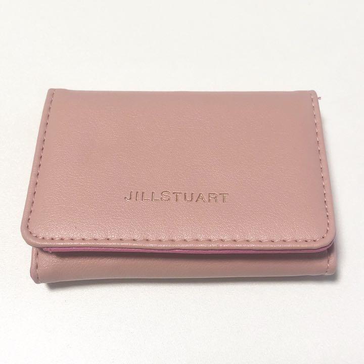 reputable site a41f7 b87d6 付録 ジルスチュアート 三つ折り財布(¥600) - メルカリ スマホでかんたん フリマアプリ