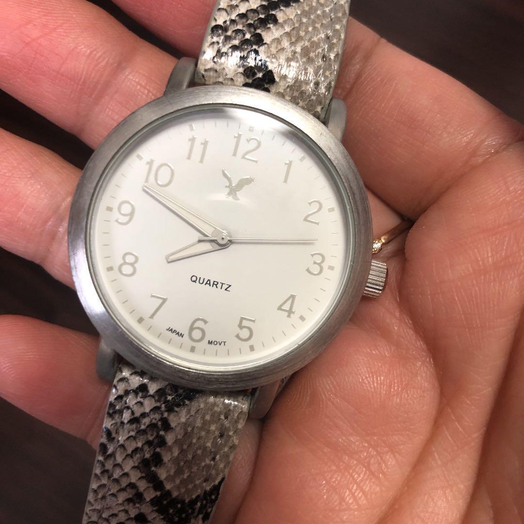 finest selection 680e5 ca0fe アメリカンイーグル 時計(¥1,100) - メルカリ スマホでかんたん フリマアプリ