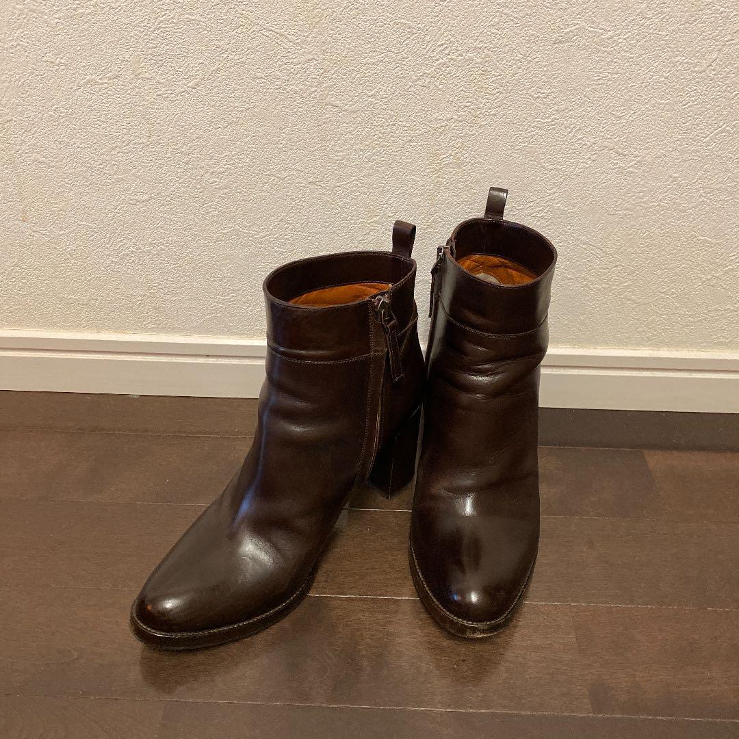 サルトル ショート ブーツ