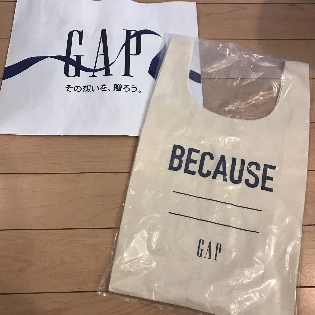 Gap エコ バッグ