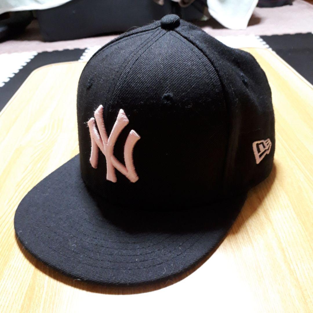 dd11e705dbd2c メルカリ - ニューエラー キャップ キッズ ヤンキース こども帽子 ...